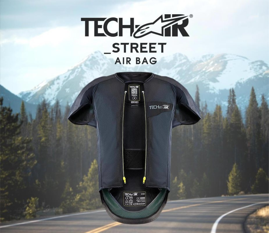 Airbag Alpinestars Tech-Air Street
