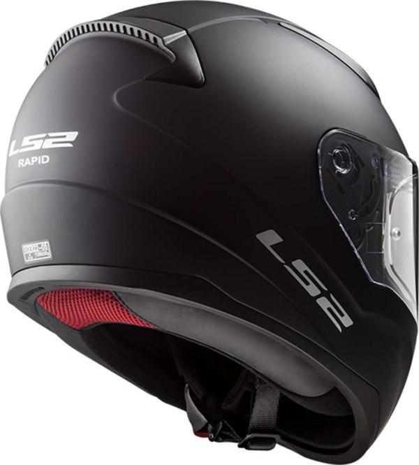 Capacete LS2 Rapid FF353 - Conforto
