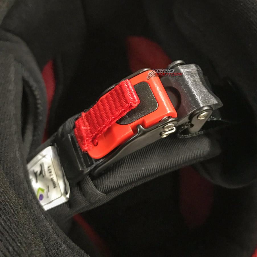 Capacete LS2 Rapid FF353 - Segurança