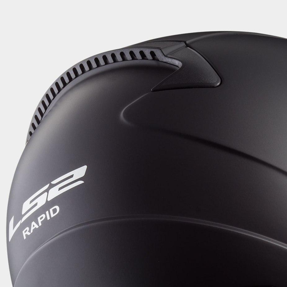 Capacete LS2 Rapid FF353 - Ventilação