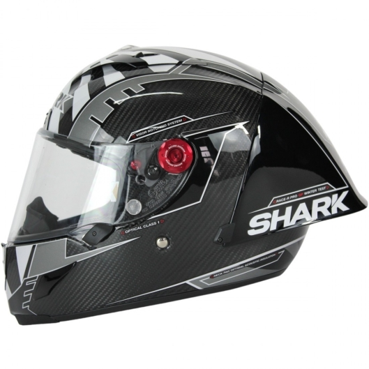 Capacete Shark Race-R Pro GP Johann Zarco Winter Test Edição Limitada - 3