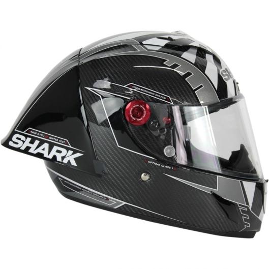 Capacete Shark Race-R Pro GP Johann Zarco Winter Test Edição Limitada - 4