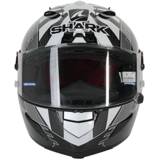 Capacete Shark Race-R Pro GP Johann Zarco Winter Test Edição Limitada - 5