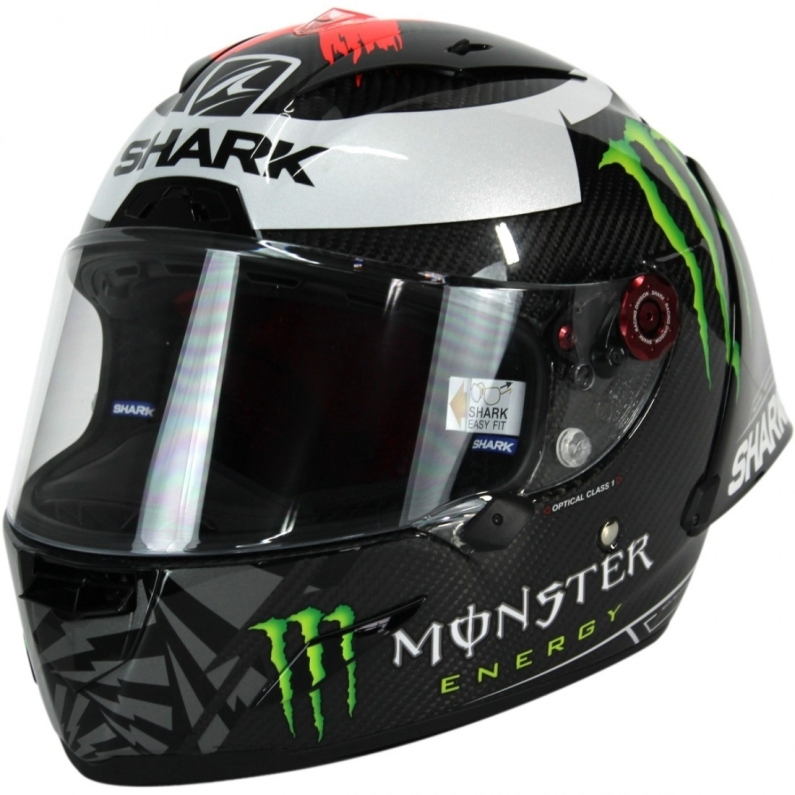 Capacete Shark Race-R Pro GP Jorge Lorenzo Winter Test Edição Limitada - 2