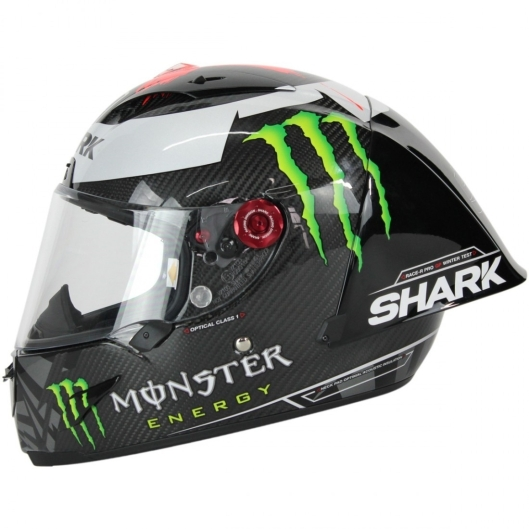 Capacete Shark Race-R Pro GP Jorge Lorenzo Winter Test Edição Limitada - 3
