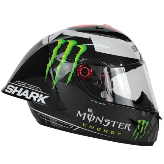 Capacete Shark Race-R Pro GP Jorge Lorenzo Winter Test Edição Limitada - 4