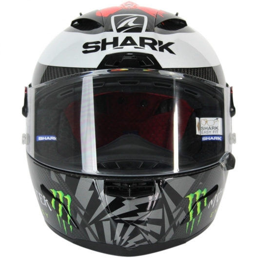 Capacete Shark Race-R Pro GP Jorge Lorenzo Winter Test Edição Limitada - 6