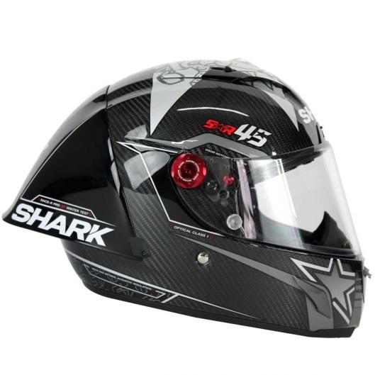 Capacete Shark Race-R Pro GP Scott Redding Winter Test Edição Limitada - 4