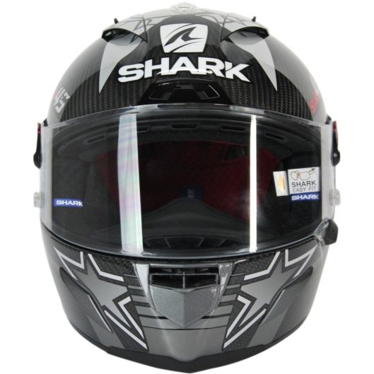Capacete Shark Race-R Pro GP Scott Redding Winter Test Edição Limitada - 5