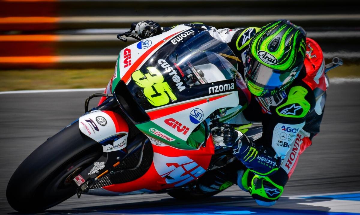 Cal Crutchlow - MotoGP 2018