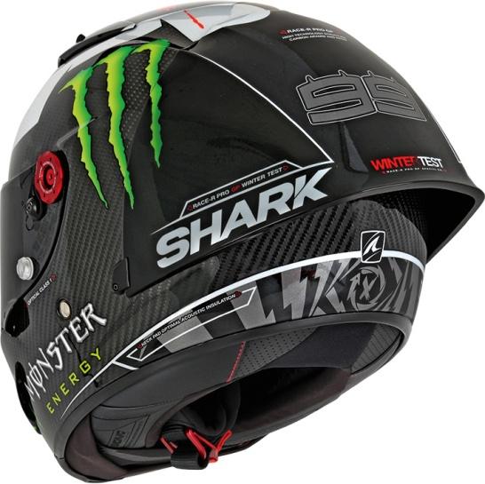 Shark Race-R Pro GP Jorge Lorenzo 2018 - 3