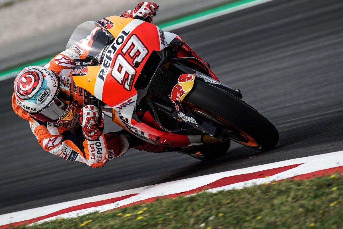 Marc Marquez MotoGP 2018 Catalunha